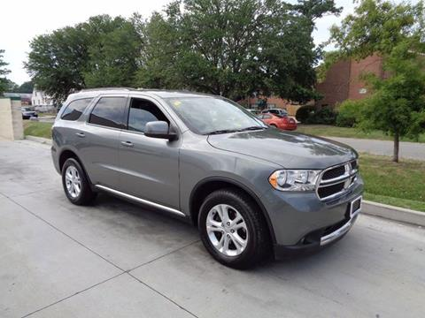 2012 Dodge Durango for sale at Military Auto Store in Camp Lejeune NC
