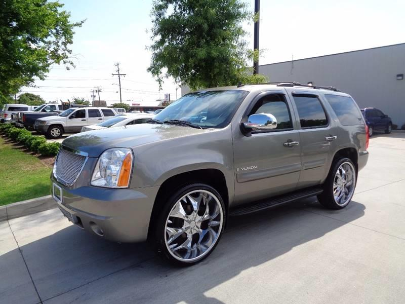 2009 GMC Yukon for sale at Military Auto Store in Camp Lejeune NC