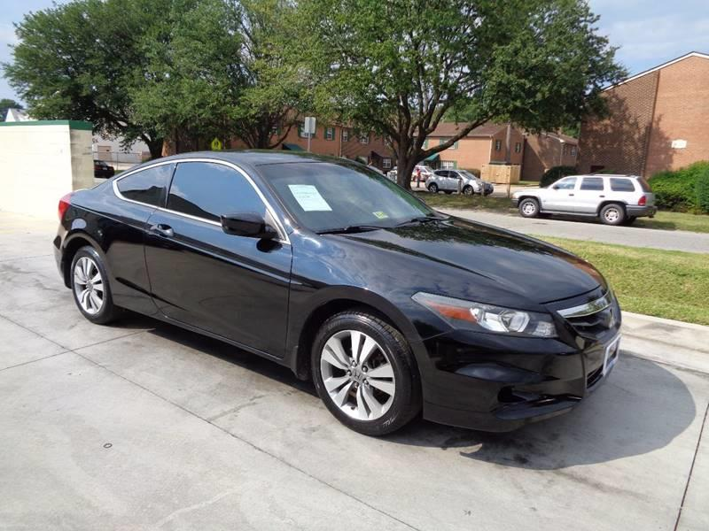 2012 Honda Accord for sale at Military Auto Store in Camp Lejeune NC