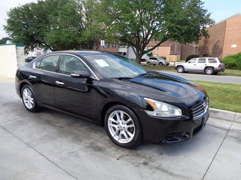 2011 Nissan Maxima for sale at Military Auto Store in Camp Lejeune NC