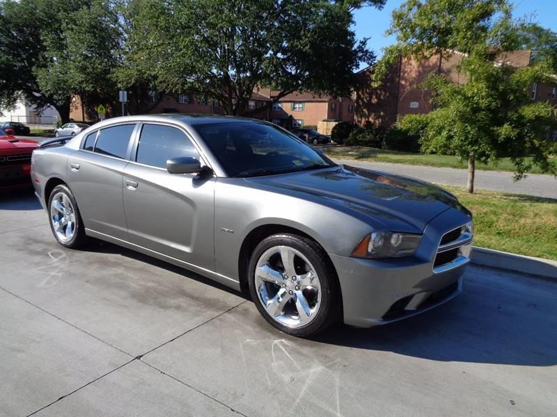 2011 Dodge Charger for sale at Military Auto Store in Camp Lejeune NC
