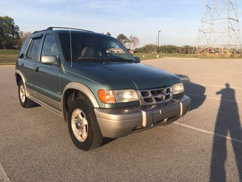 2000 Kia Sportage for sale at Quality Motors Inc in Indianapolis IN