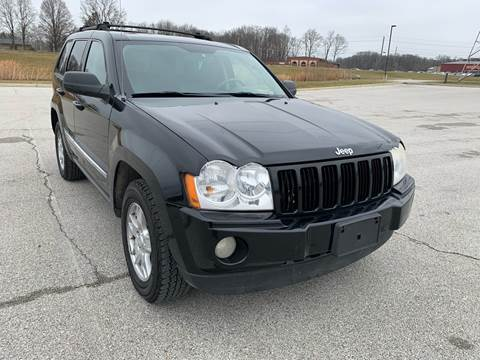 2007 Jeep Grand Cherokee Laredo for sale at Quality Motors Inc in Indianapolis IN