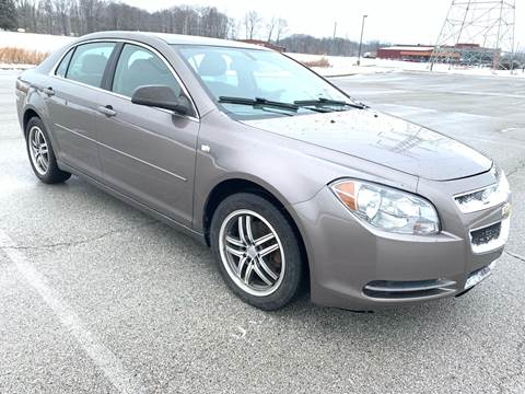 2011 Chevrolet Malibu LS for sale at Quality Motors Inc in Indianapolis IN