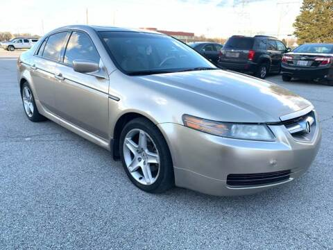 2005 Acura TL 3.2 for sale at Quality Motors Inc in Indianapolis IN