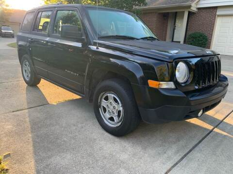 2013 Jeep Patriot Sport for sale at Quality Motors Inc in Indianapolis IN