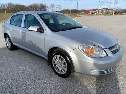 2010 Chevrolet Cobalt LT for sale at Quality Motors Inc in Indianapolis IN