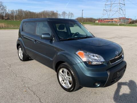 2011 Kia Soul + for sale at Quality Motors Inc in Indianapolis IN