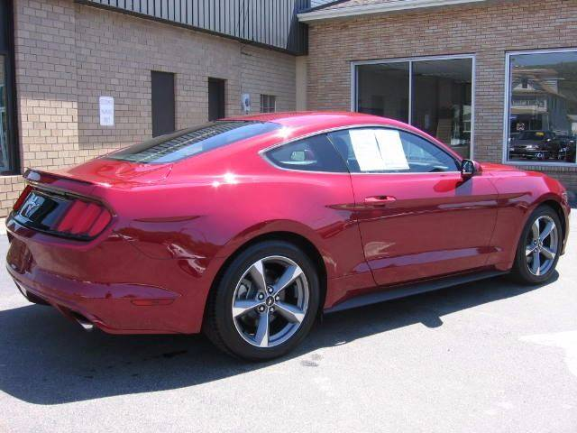 2016 Ford Mustang V6 2dr Fastback - Wyoming PA