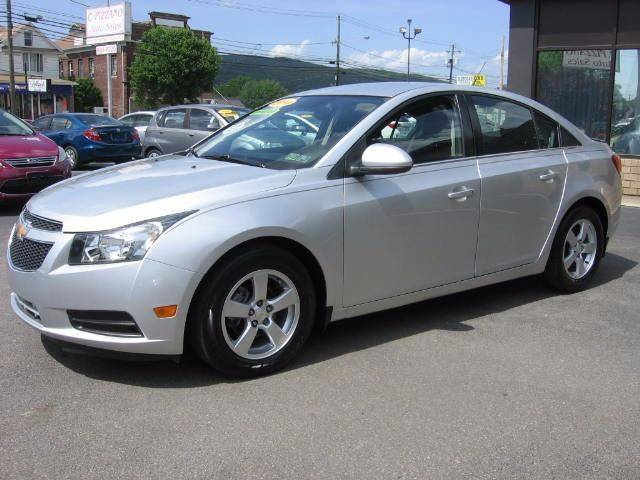 2014 Chevrolet Cruze 1LT Auto 4dr Sedan w/1SD - Wyoming PA