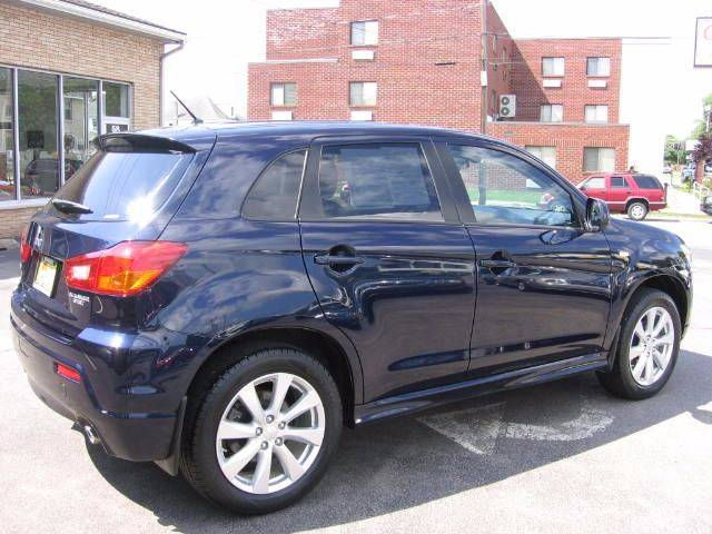 2012 Mitsubishi Outlander Sport AWD SE 4dr Crossover - Wyoming PA