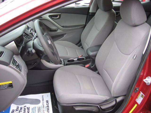 2014 Hyundai Elantra SE 4dr Sedan - Wyoming PA