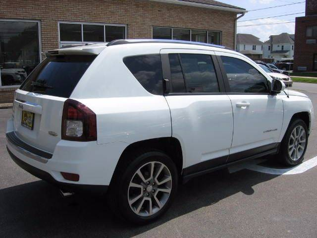2016 Jeep Compass 4x4 High Altitude 4dr SUV - Wyoming PA