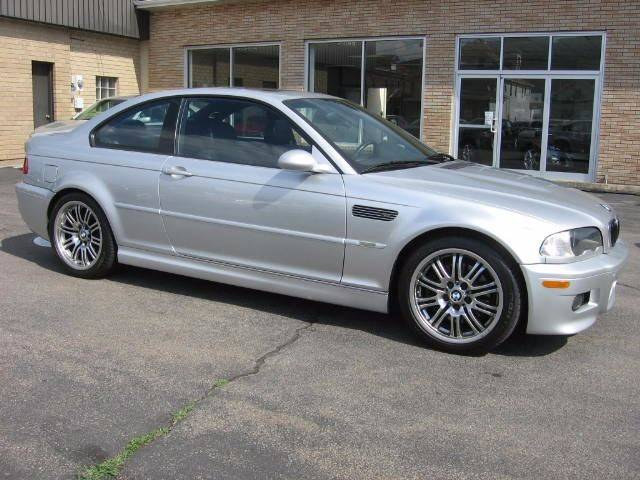 2002 BMW M3 2dr Coupe - Wyoming PA
