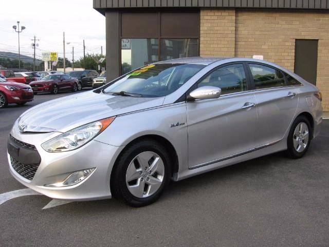 2011 Hyundai Sonata Hybrid 4dr Sedan In Wyoming Pa C Pizzano