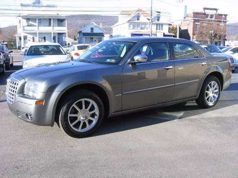 2010 Chrysler 300 for sale at C Pizzano Auto Sales in Wyoming PA