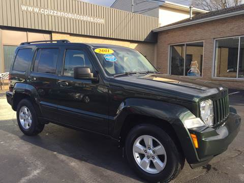 2011 Jeep Liberty for sale in Wyoming, PA