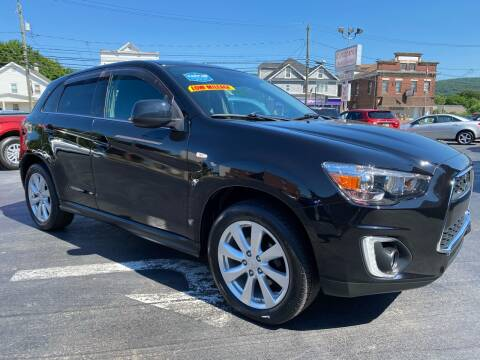 2015 Mitsubishi Outlander Sport for sale at C Pizzano Auto Sales in Wyoming PA