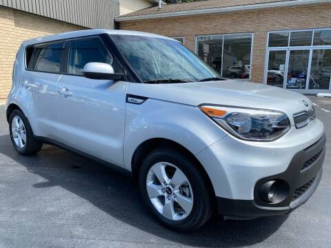 2019 Kia Soul for sale at C Pizzano Auto Sales in Wyoming PA