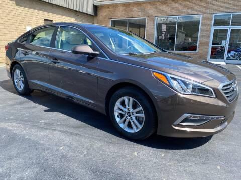 2015 Hyundai Sonata for sale at C Pizzano Auto Sales in Wyoming PA