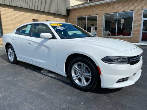 2015 Dodge Charger for sale at C Pizzano Auto Sales in Wyoming PA