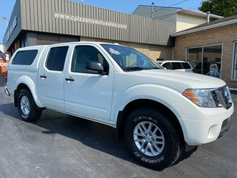 2016 Nissan Frontier for sale at C Pizzano Auto Sales in Wyoming PA