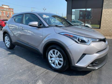 2019 Toyota C-HR for sale at C Pizzano Auto Sales in Wyoming PA