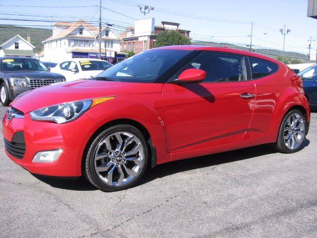 2015 Hyundai Veloster RE:FLEX 3dr Coupe - Wyoming PA