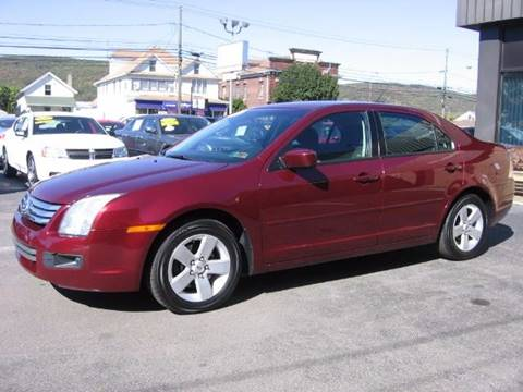 2007 Ford Fusion for sale in Wyoming, PA