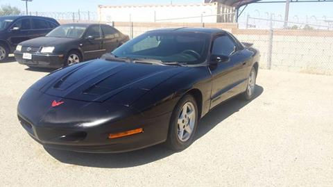 1996 Pontiac Firebird for sale in Lancaster, CA
