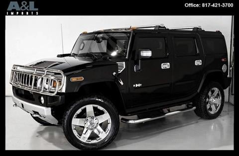 2008 HUMMER H2 for sale in Colleyville, TX