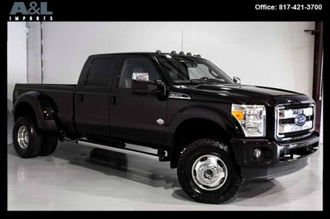 2015 Ford F-350 Super Duty for sale in Colleyville, TX