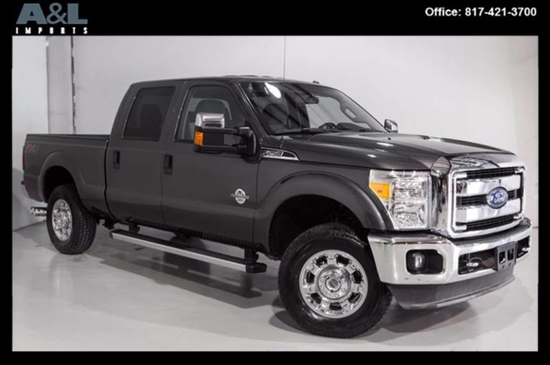 Ford F  Super Duty Xlt X Powerstroke Colleyville Tx