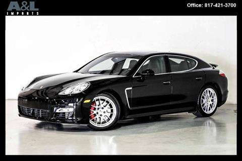 2012 Porsche Panamera for sale in Colleyville, TX