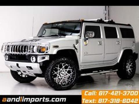 2009 HUMMER H2 for sale in Colleyville, TX