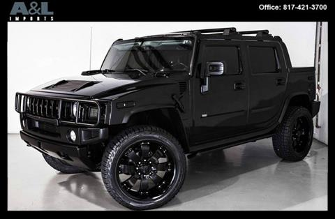 2008 HUMMER H2 SUT for sale in Colleyville, TX