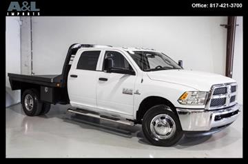 2014 RAM Ram Pickup 3500 for sale in Colleyville, TX