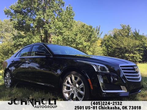 2019 Cadillac CTS for sale at JOHN HOLT AUTO GROUP, INC. in Chickasha OK