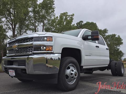 2019 Chevrolet Silverado 3500HD CC for sale in Chickasha, OK