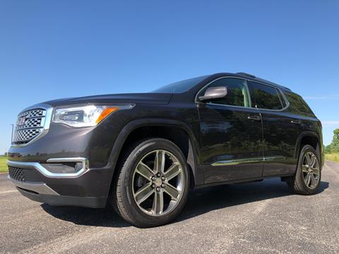 2017 GMC Acadia for sale in Chickasha, OK