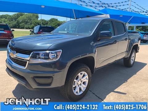 2019 Chevrolet Colorado for sale in Chickasha, OK