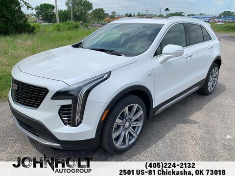 2019 Cadillac XT4 for sale in Chickasha, OK