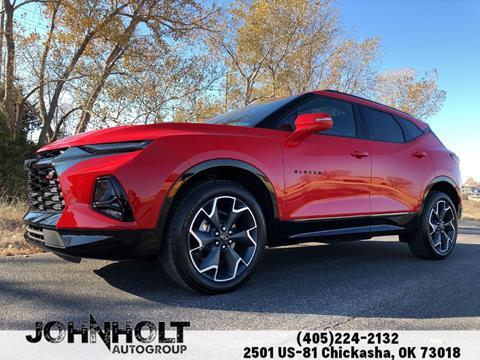 2020 Chevrolet Blazer for sale in Chickasha, OK