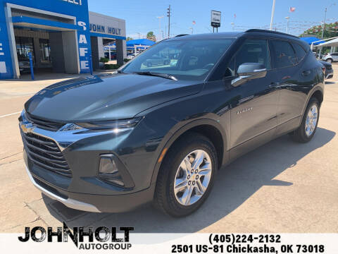 2020 Chevrolet Blazer for sale at JOHN HOLT AUTO GROUP, INC. in Chickasha OK