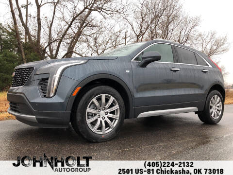 2020 Cadillac XT4 for sale at JOHN HOLT AUTO GROUP, INC. in Chickasha OK