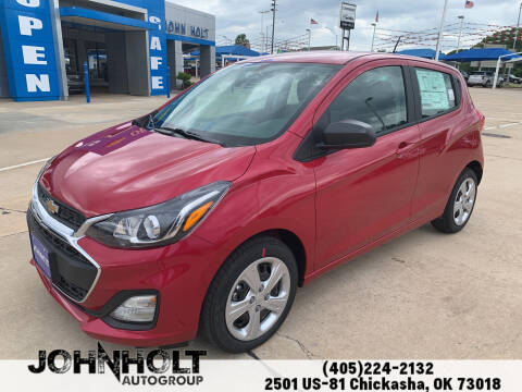 2020 Chevrolet Spark for sale at JOHN HOLT AUTO GROUP, INC. in Chickasha OK