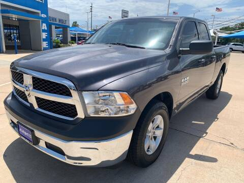 2018 RAM Ram Pickup 1500 for sale at JOHN HOLT AUTO GROUP, INC. in Chickasha OK