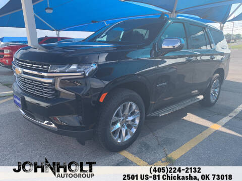 2021 Chevrolet Tahoe for sale at JOHN HOLT AUTO GROUP, INC. in Chickasha OK
