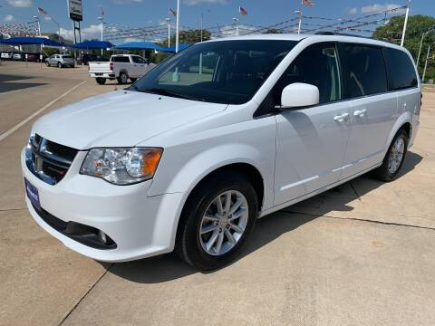 2019 Dodge Grand Caravan for sale at JOHN HOLT AUTO GROUP, INC. in Chickasha OK