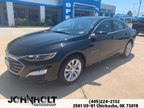 2019 Chevrolet Malibu for sale at JOHN HOLT AUTO GROUP, INC. in Chickasha OK